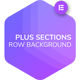 Free Download PlusSections - Ultimate Parallax | Video | Particles Row Background for Elementor Nulled