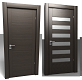 4 Doors Set - 3DOcean Item for Sale