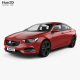 Holden Commodore ZB 2017 - 3DOcean Item for Sale