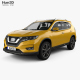 Nissan X-Trail 2017 - 3DOcean Item for Sale