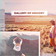 Gallery of Memories - VideoHive Item for Sale