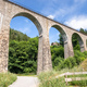the Ravenna Bridge railway viaduct on the Höllental Railway lin - PhotoDune Item for Sale