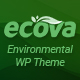 Ecova - Eco Environmental WordPress Theme