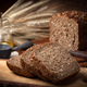 Wholemeal bread with sunflower seeds. - PhotoDune Item for Sale