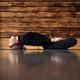young woman practices yoga asana Matsyasana or fish pose - PhotoDune Item for Sale