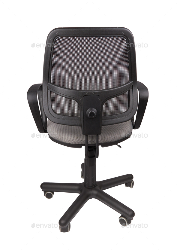 Office chair isolated - Stock Photo - Images
