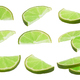 Lime fruit isolated - PhotoDune Item for Sale