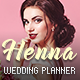 Henna - Wedding WordPress Theme