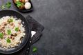 Delicious mushrooms risotto - PhotoDune Item for Sale