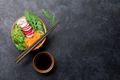 Poke bowl with vegetables - PhotoDune Item for Sale