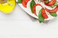 Delicious italian caprese salad - PhotoDune Item for Sale