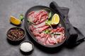 Marbled beef carpaccio - PhotoDune Item for Sale