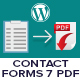 Free Download WordPress Contact Form 7 PDF Nulled