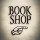 Vintage Book Shop Sign - PhotoDune Item for Sale