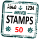 50 Travel Stamps - VideoHive Item for Sale