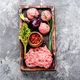 Raw minced meat - PhotoDune Item for Sale
