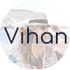 Vihan | Personal & Travel WordPress Blog Theme