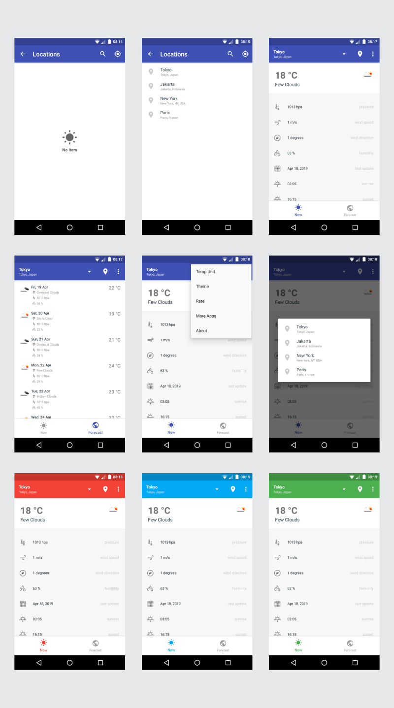 Weatherize - Android Premium Weather App 1.0 - 1