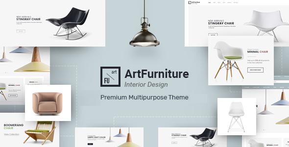 ArtFurniture – Responsive Magento 2 Theme