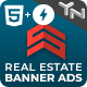 Superior (2-in-1) - Real Estate HTML5 & AMPHTML Animated Banners (GWD) - CodeCanyon Item for Sale
