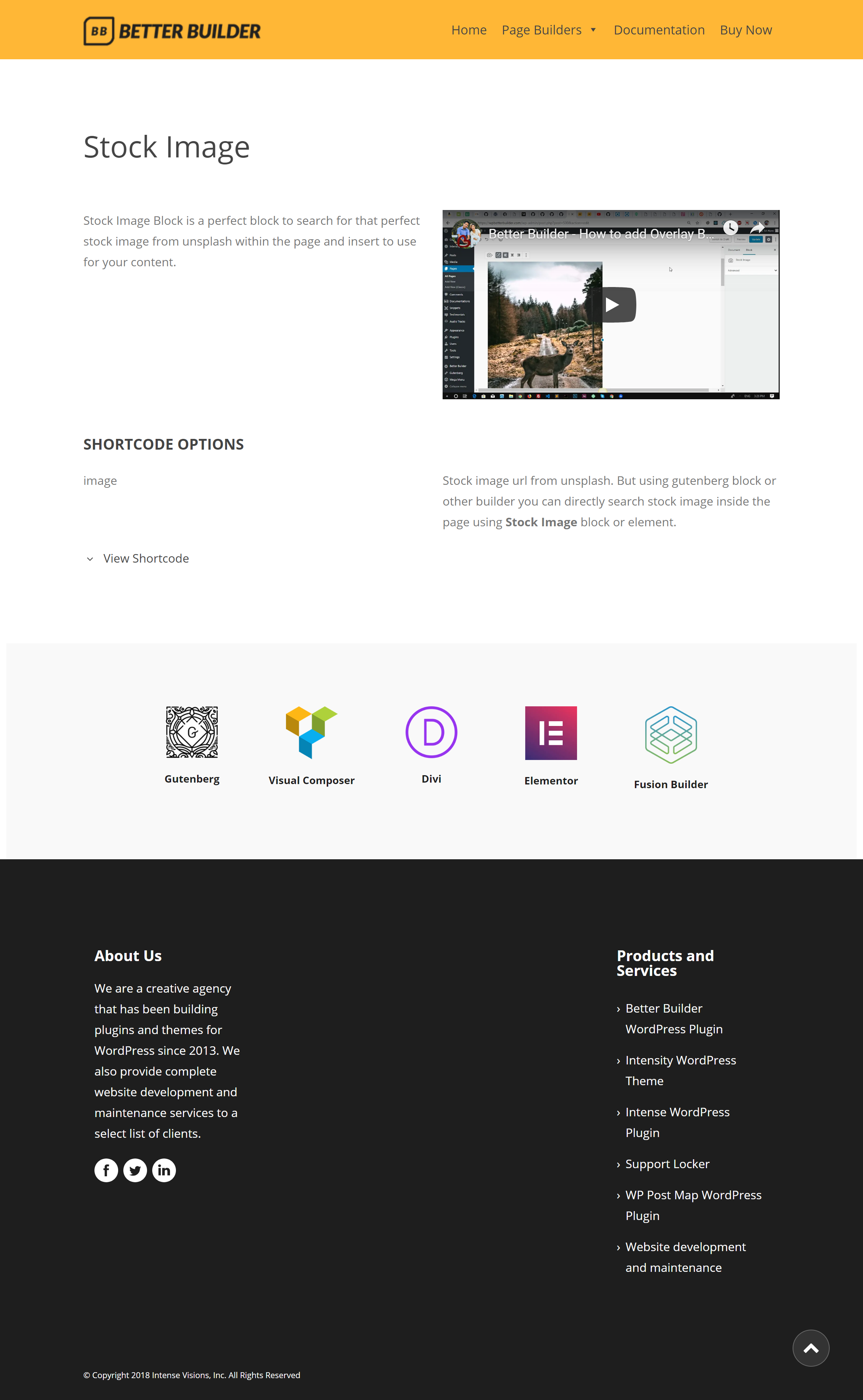 Better Builder - Addon for WordPress Page Builders