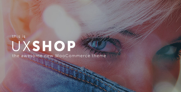 Download UX Shop – Responsive WooCommerce theme nulled 01 uxshop theme preview