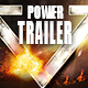 Epic Trailer Power Intro Ident