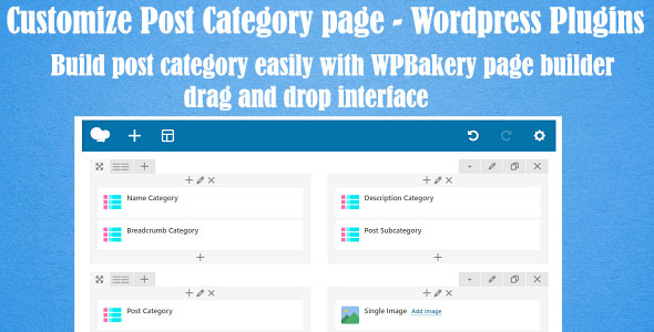 Download Customize Post Categories For WPBakery Page Builder (formerly Visual Composer) Free Nulled