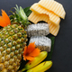 Tropical Fruits, Pineapple, Banana - PhotoDune Item for Sale