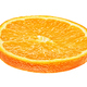 Orange slice isolated on white - PhotoDune Item for Sale