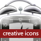creative project icons - GraphicRiver Item for Sale