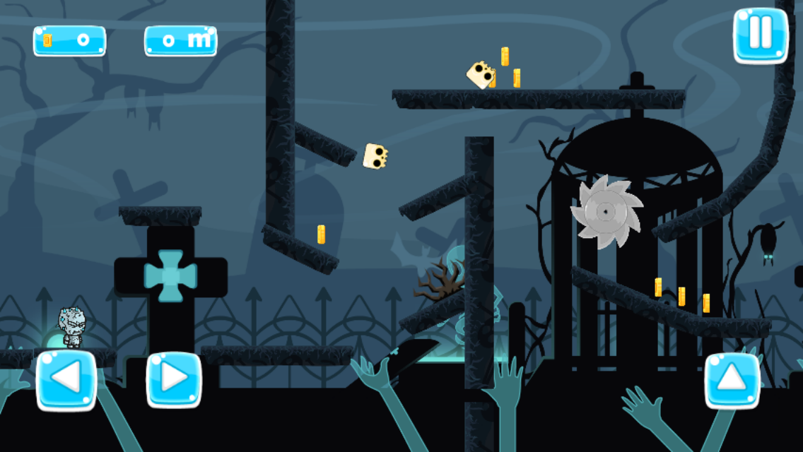 New Hallowen Platform Game Adventure Android