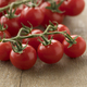 Vine with red ripe cherry tomatoes - PhotoDune Item for Sale