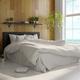 Interior light bedroom. Scandinavian style. 3D rendering - PhotoDune Item for Sale