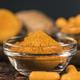 Turmeric Powder and Curcumin Herbal Supplement Capsules - PhotoDune Item for Sale
