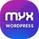 Myx - Responsive Multi-purpose WordPress Theme