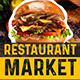 Restaurant Market (Social Media) - VideoHive Item for Sale