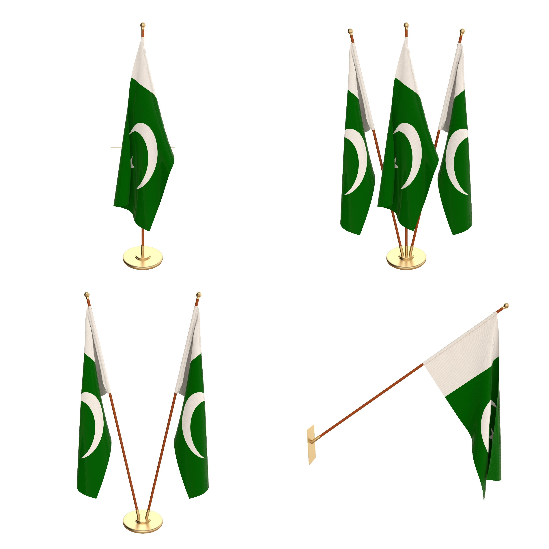 Pakistan Flag Pack