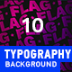 Typography Background - VideoHive Item for Sale
