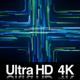 4K Intersection of Streaming Digital Data Loop - VideoHive Item for Sale