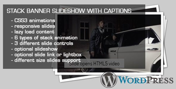 Download Stack Banner Slideshow With Captions Free Nulled