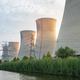 power plant at dusk - PhotoDune Item for Sale