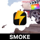 2D FX Smoke Elements | Apple Motion Template - VideoHive Item for Sale