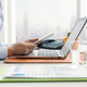 Corporate businesswoman using a digital tablet - PhotoDune Item for Sale