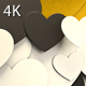 Hearts Shapes Motion 37 - VideoHive Item for Sale