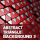Abstract Triangle Background 3 - VideoHive Item for Sale