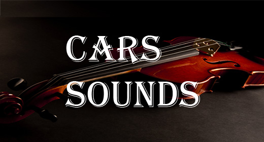 Cars Sounds