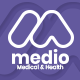 Medio - Medical Organization WordPress Theme