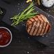 grilled beef steak - PhotoDune Item for Sale
