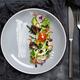 Green salad with microgreens - PhotoDune Item for Sale